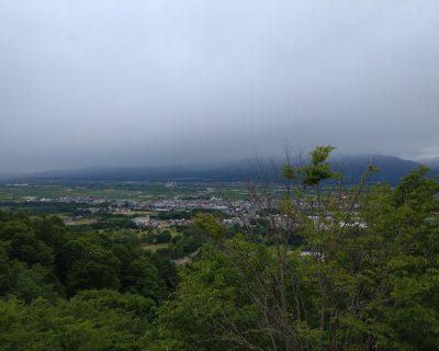 【奈井江町】にわ山森林自然公園です。