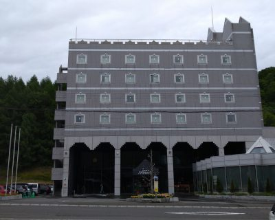 【芦別観光タクシー】芦別温泉スターライトホテル観光貸切送迎タクシー
