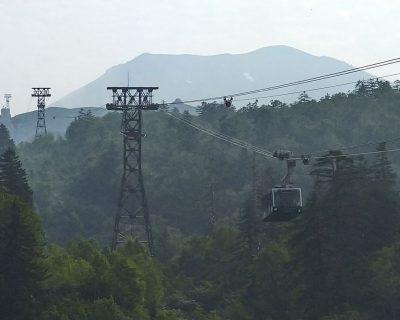 【旭岳温泉】旭岳ロープウェー送迎観光貸切タクシーです。